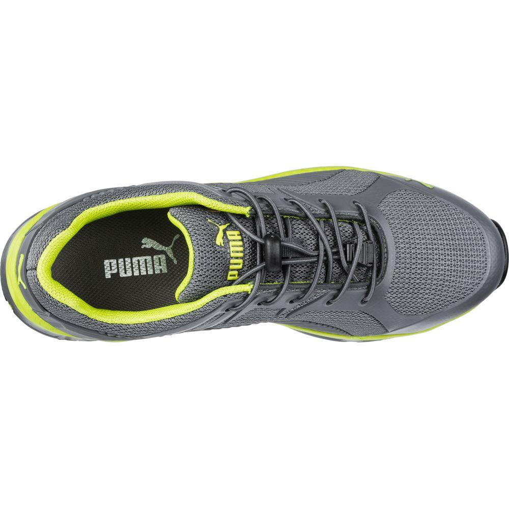 Basket de sécurité basse Puma Fuse Motion 2.0 Green Low S1P 6c190e85ca71