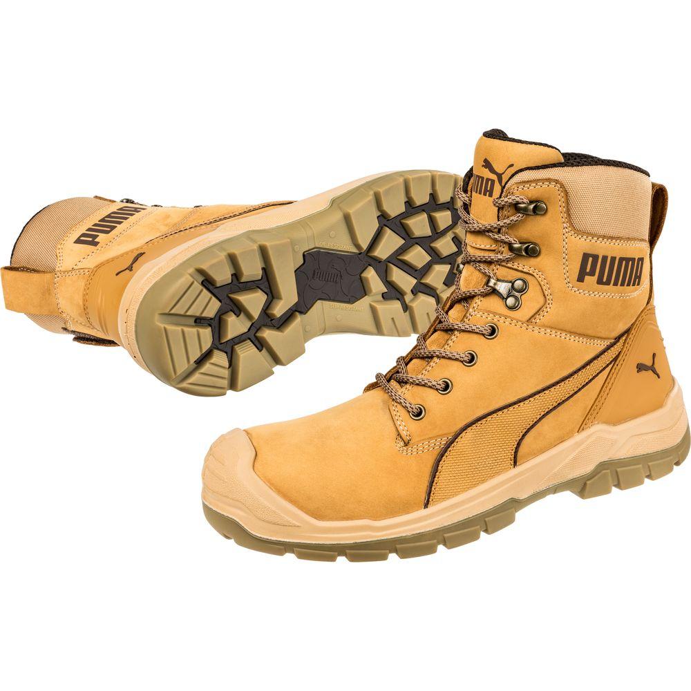 chaussures travail puma