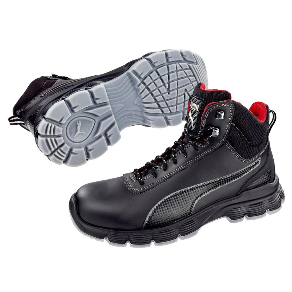 Chaussures de sécurité montantes Pioneer S3 ESD SRC