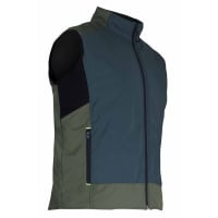 Bodywarmer imperméable ripstop LMA MISSION