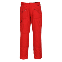 Pantalon Action Portwest rouge