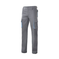 Pantalon multipoches bicolore VELILLA