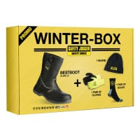 Winter Box Bottes fourrées BESTBOOT S3 Safety Jogger