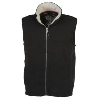Gilet polaire Pen Duick Softy noir