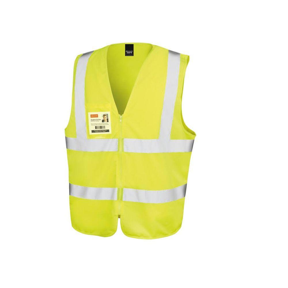 Portwest Gilet Haute-Visibilit/é zipp/é Classe 2