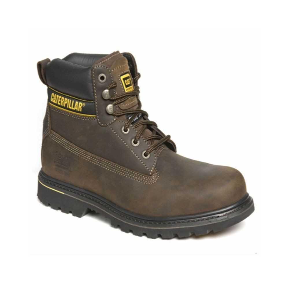 Chaussure s curit caterpillar montante s3 holton - Chaussure securite montante ...