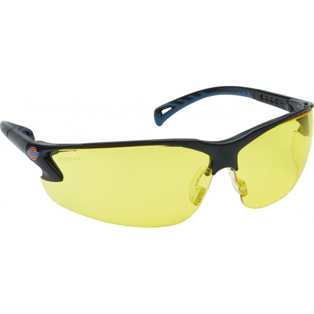 lunettes de protection contrast es dickies enhanced. Black Bedroom Furniture Sets. Home Design Ideas