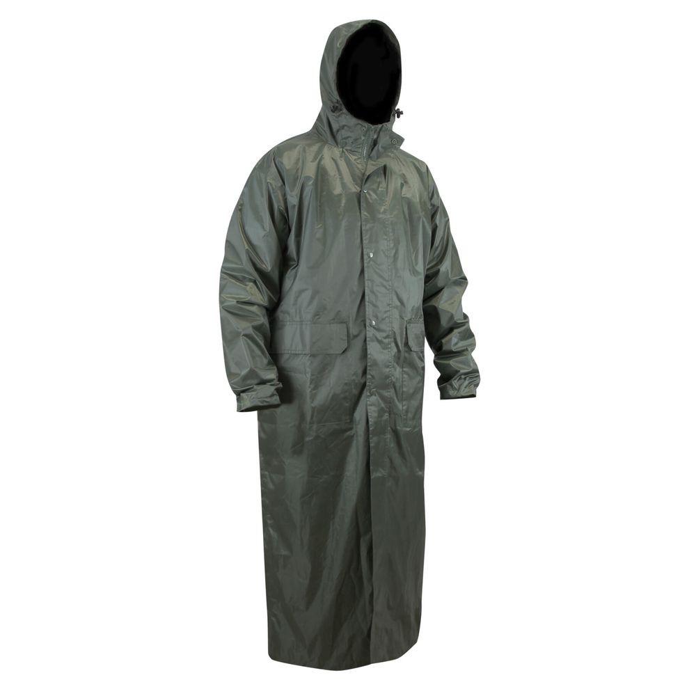 Manteau de pluie chaud femme