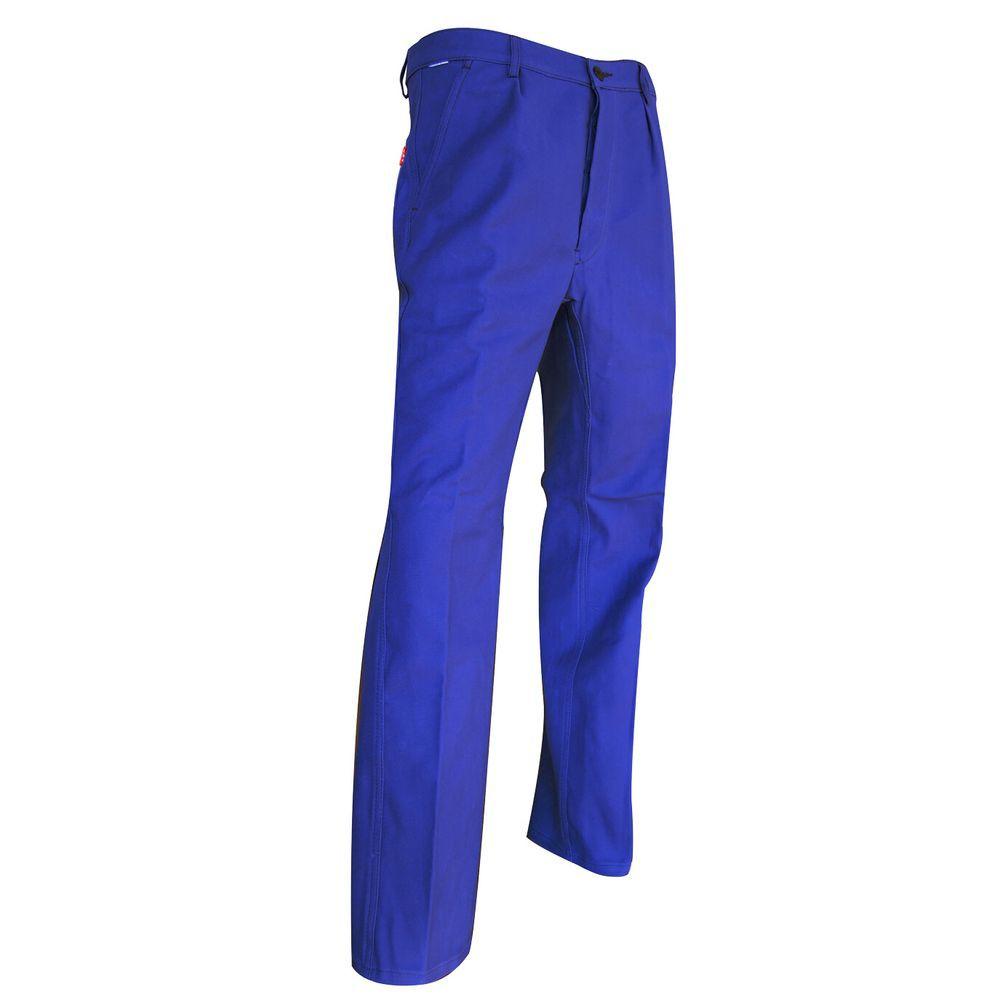 pantalon de travail homme bleu bugatti rateau lma. Black Bedroom Furniture Sets. Home Design Ideas