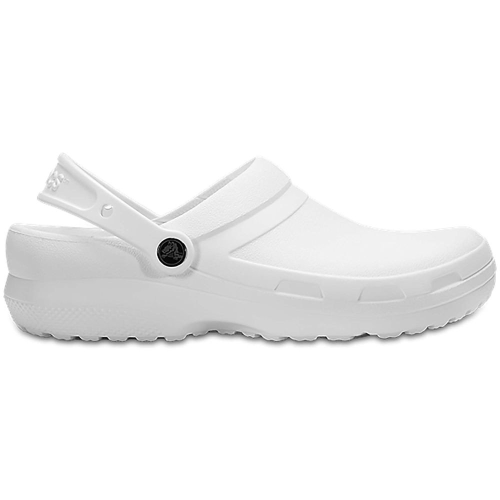 Chaussures Crocs blanches unisexe  38 W - Large (C) EU TQEby3s1Ce
