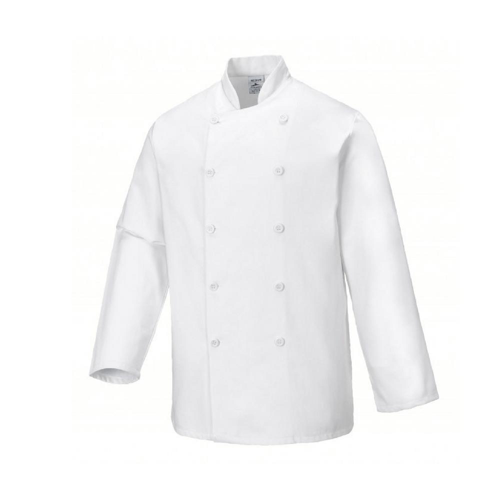 Veste de cuisine sussex portwest for Veste de cuisine mof