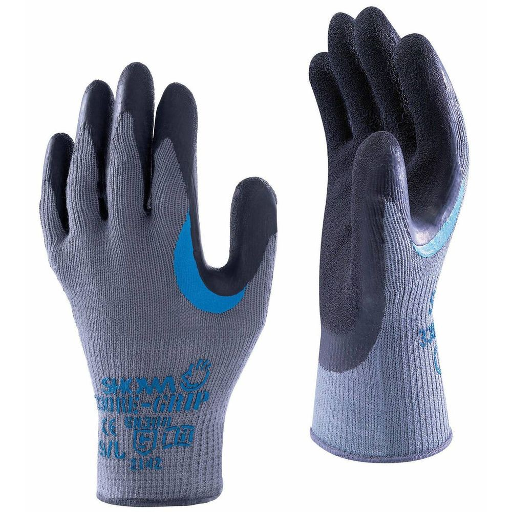 gants de travail super grip pro 10 paires dickies. Black Bedroom Furniture Sets. Home Design Ideas