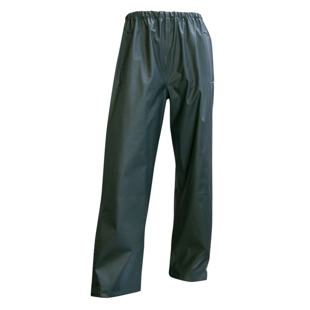 Pantalon de Travail Imperméable TONNERRE LMA - Vert