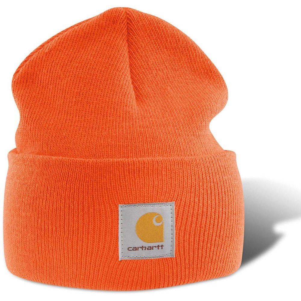 Bonnet Carhartt WIP WATCH - Orange