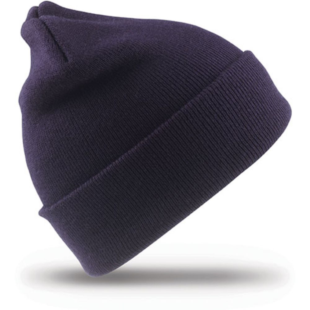 Bonnet hiver Result WOOLLY - Navy