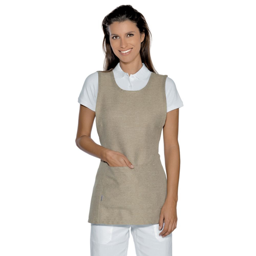 Chasuble femme Isacco Papeete Natural - Naturel