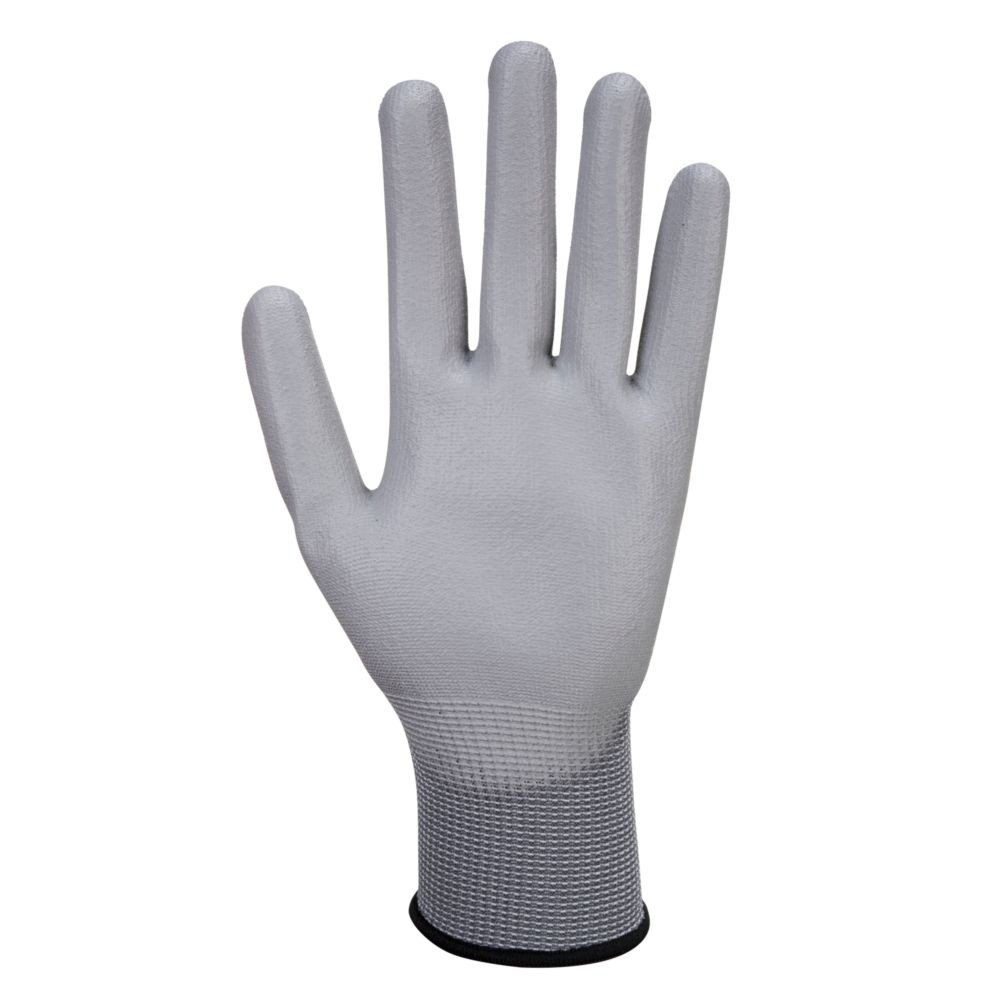 Gants anti-coupure Niveau 3 Portwest ECO-CUT GLOVE - Gants anti-coupure Portwest ECO-CUT GLOVE gris 2