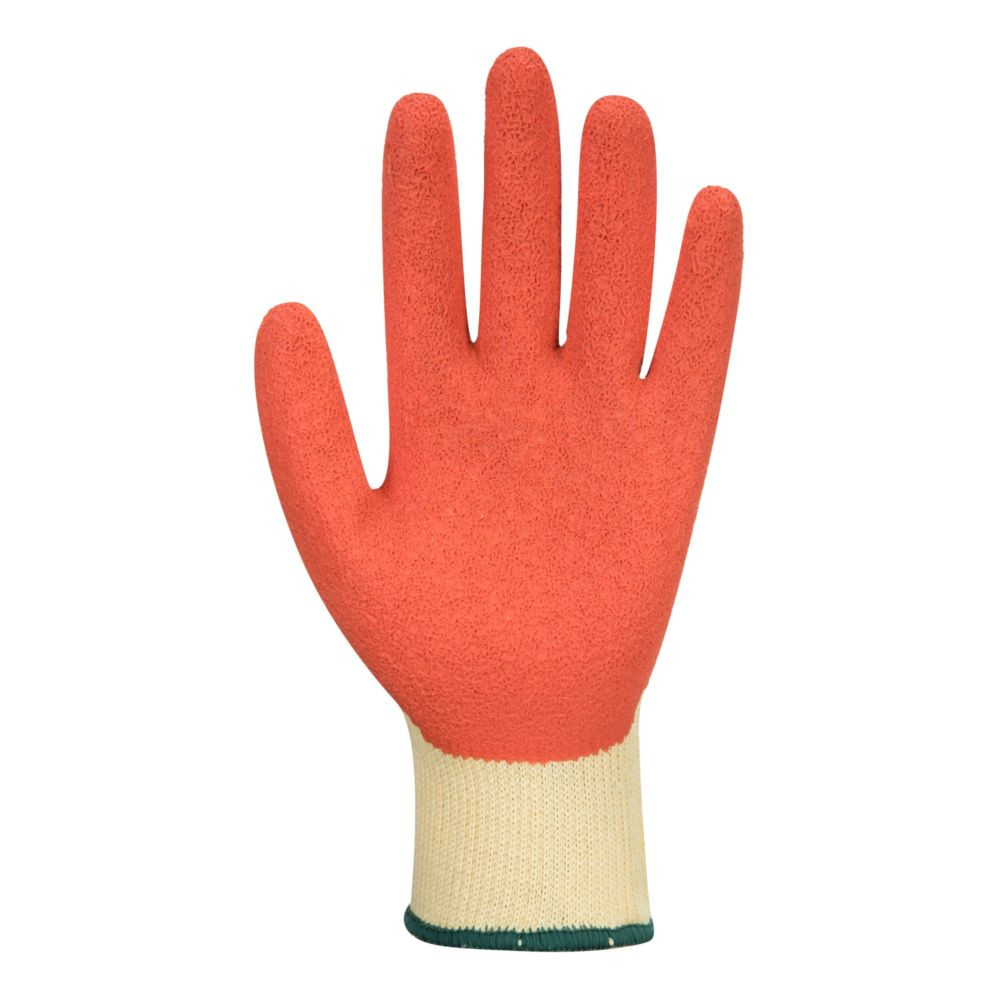 Gants de manutention Portwest ENDUIT LATEX Jaune / Orange 2