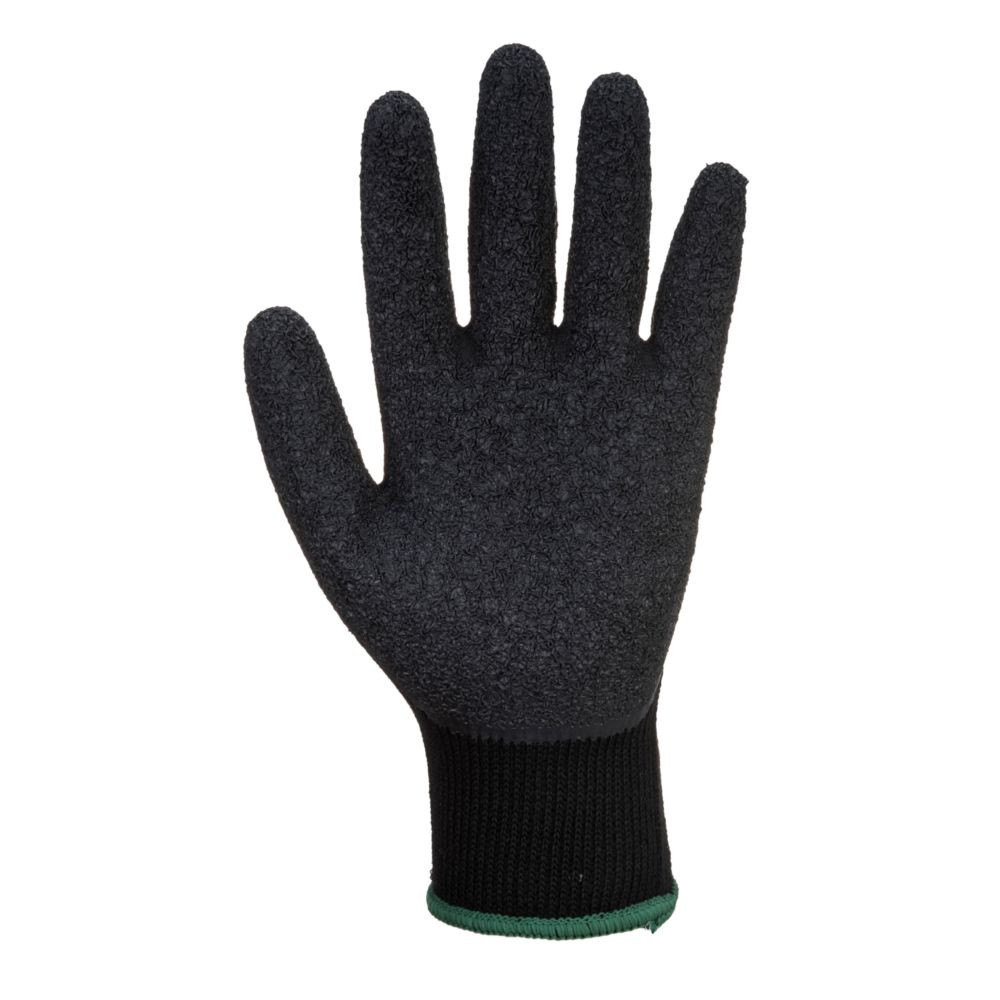 Gants de manutention Portwest ENDUIT LATEX noir 2