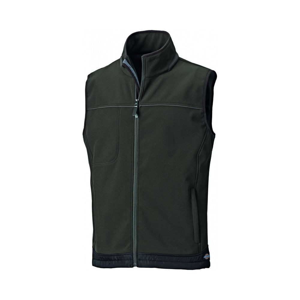 Gilet Softshell sans manches Dickies Adalson - Vert Foncé