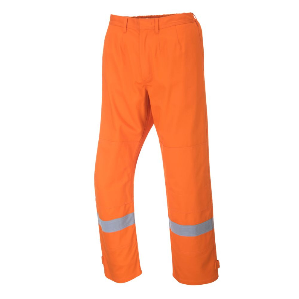 Pantalon ignifugé Portwest BIZFLAME PLUS - Orange