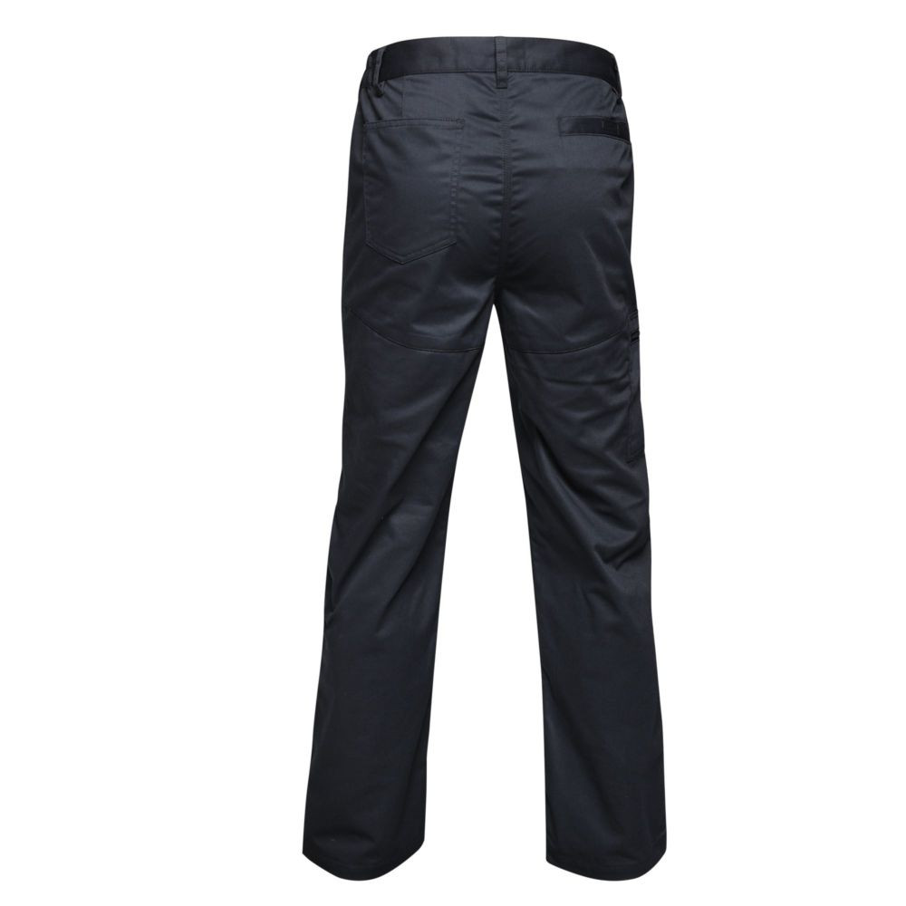 Pantalon de travail Regatta Professional PRO ACTION - Pantalon Regatta Professional PRO ACTION marine - dos