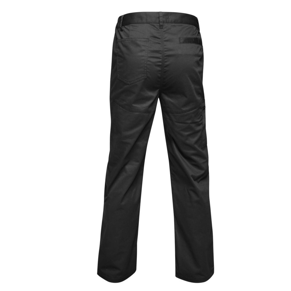 Pantalon de travail Regatta Professional PRO ACTION - Pantalon Regatta Professional PRO ACTION noir - dos