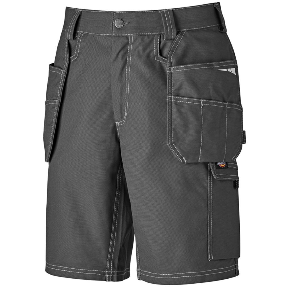 Short de travail poches holster Dickies EINSENHOWER EXTREME - Gris