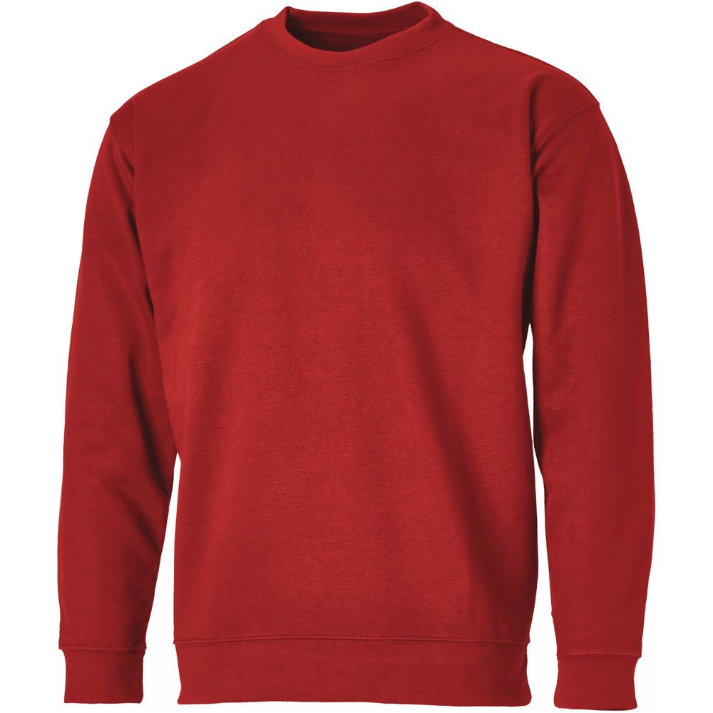 Sweat Shirt Dickies col rond - Rouge