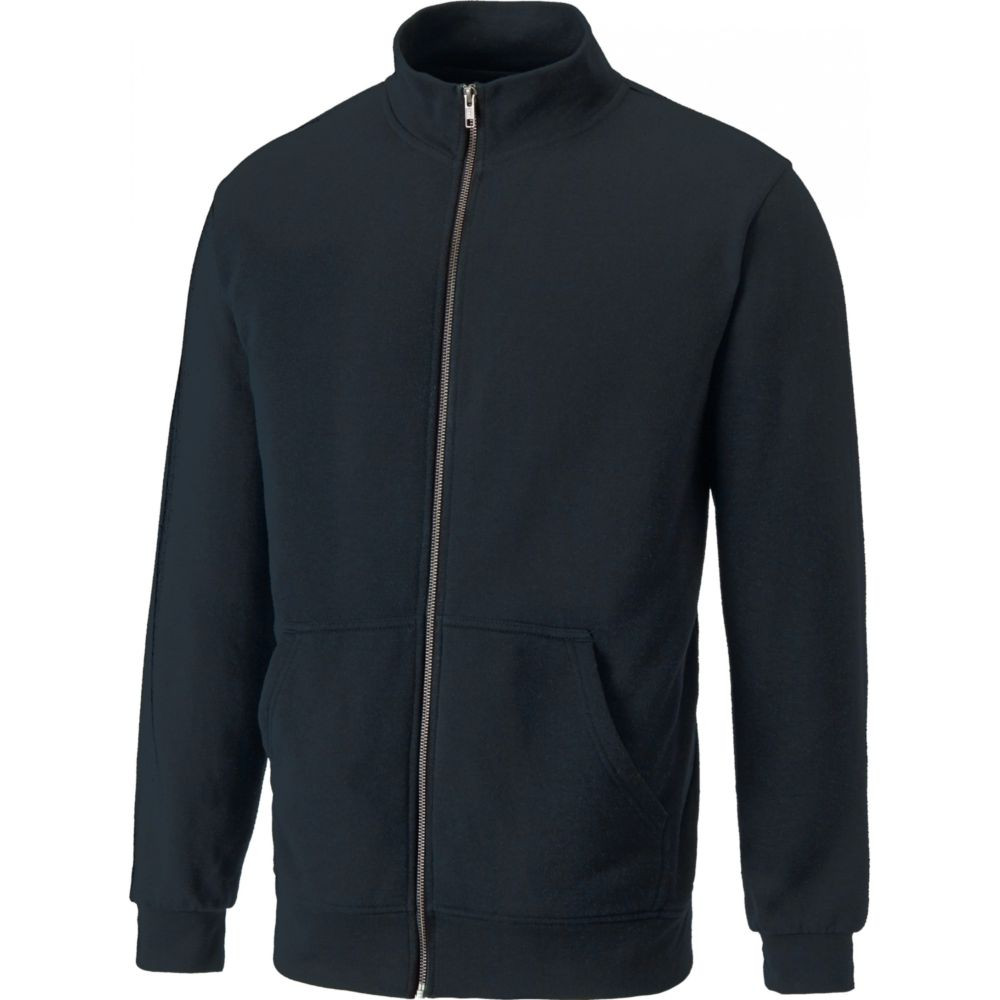 Sweat shirt zippé Dickies Edgewood - Marine