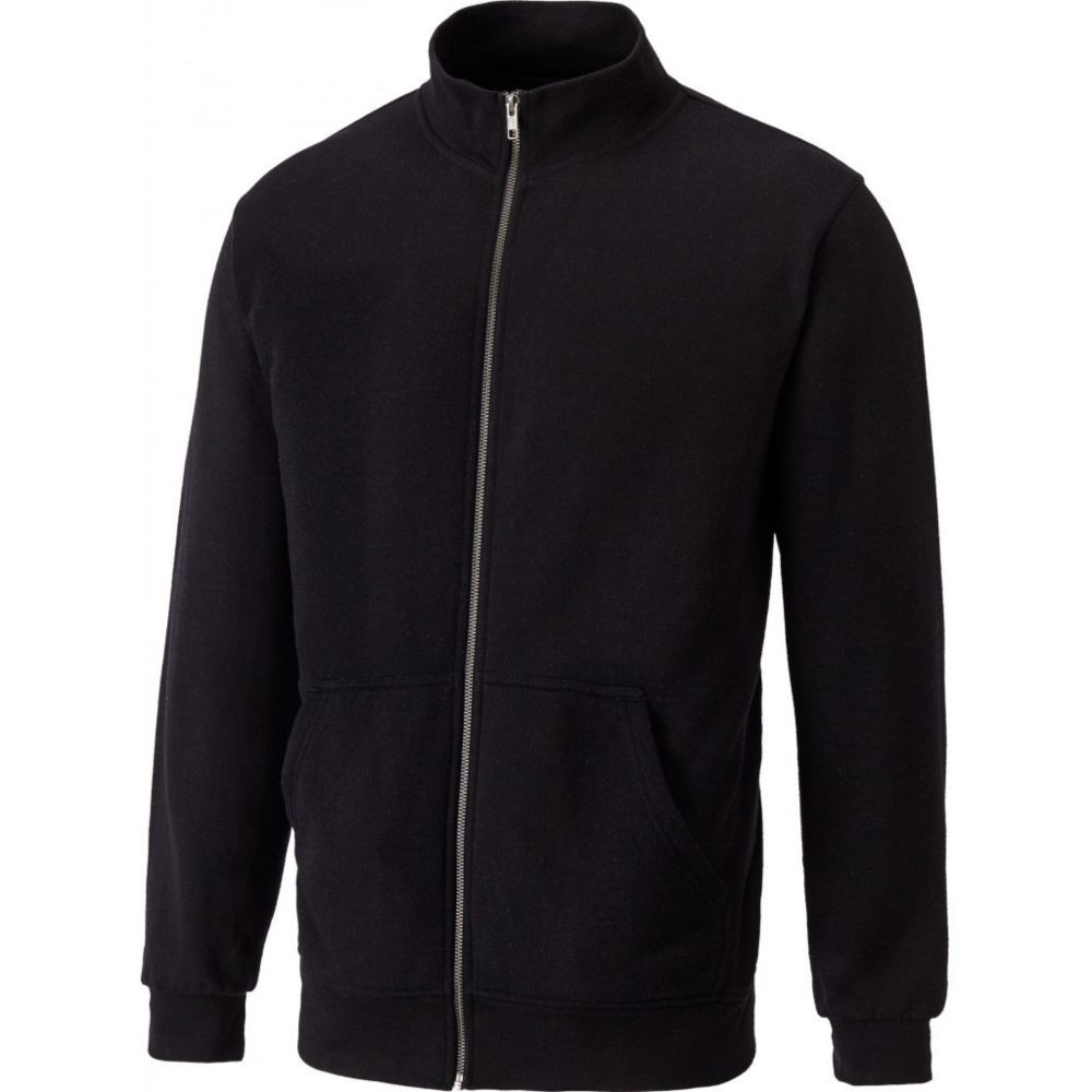 Sweat shirt zippé Dickies Edgewood - Noir
