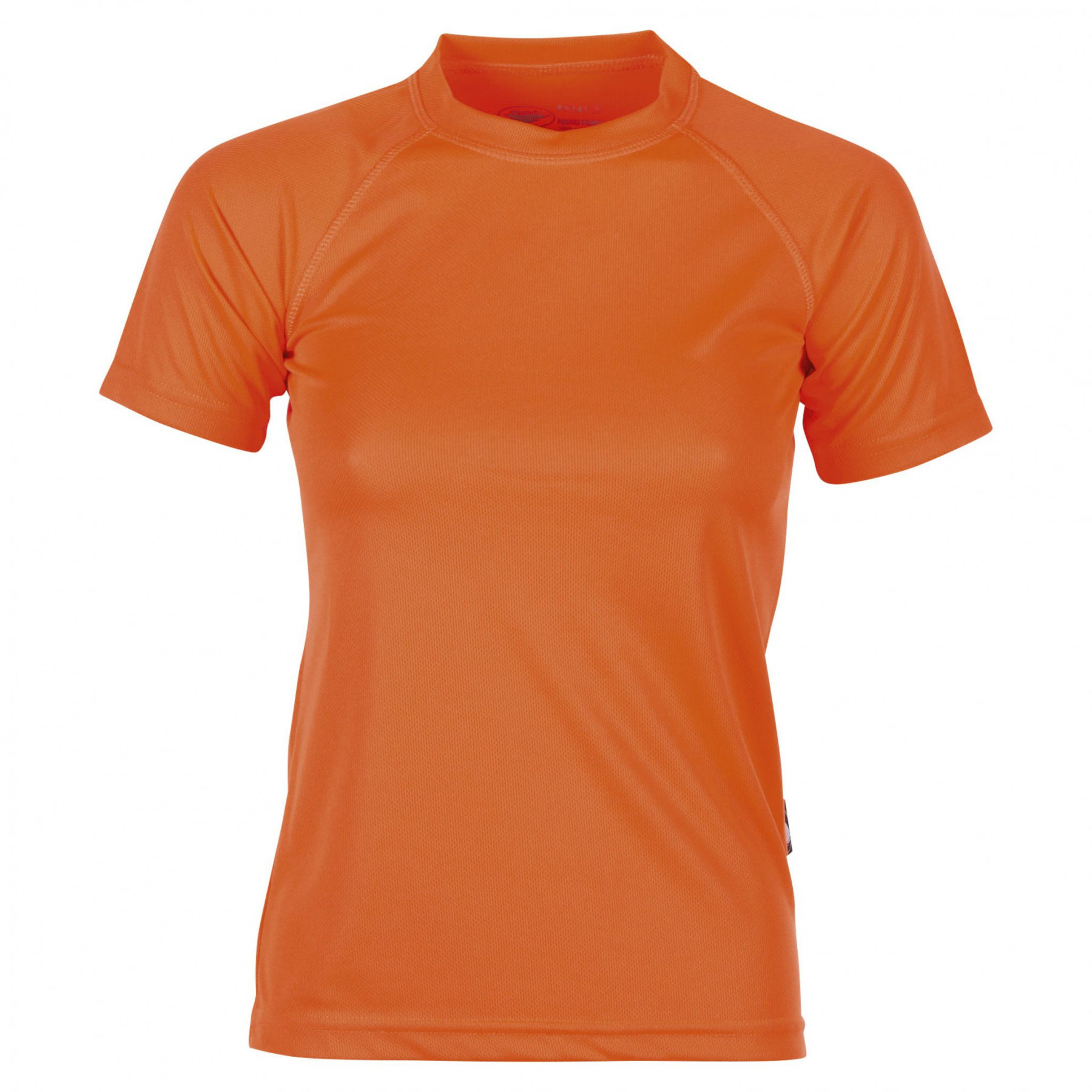 Tee-shirt respirant femme Pen Duick - Orange fluo