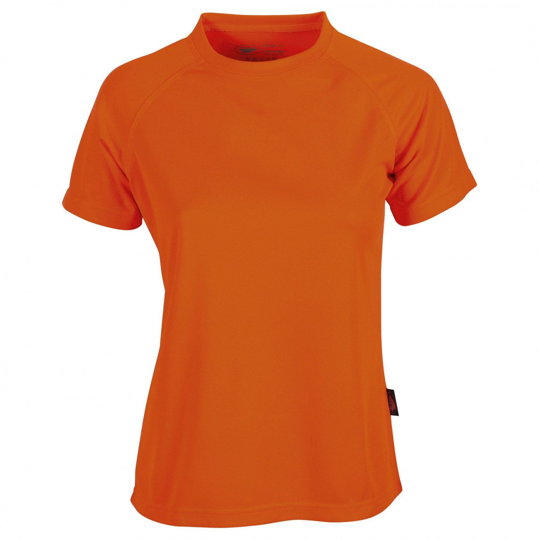 Tee-shirt respirant femme Pen Duick - Orange