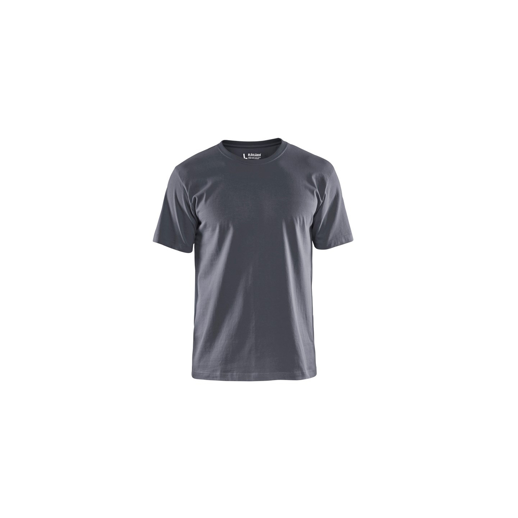 T-shirt Blaklader col rond Homme 100% coton - Gris