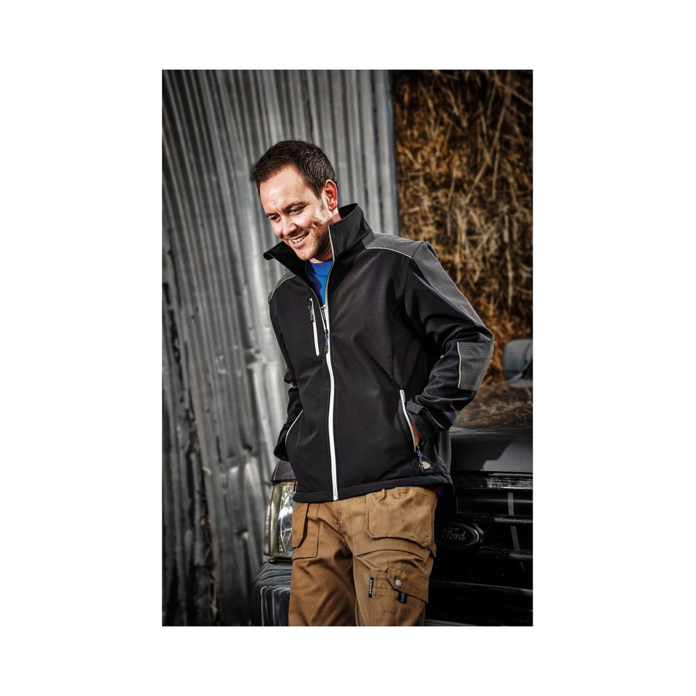 Veste de travail Dickies Softshell Glenwood porte