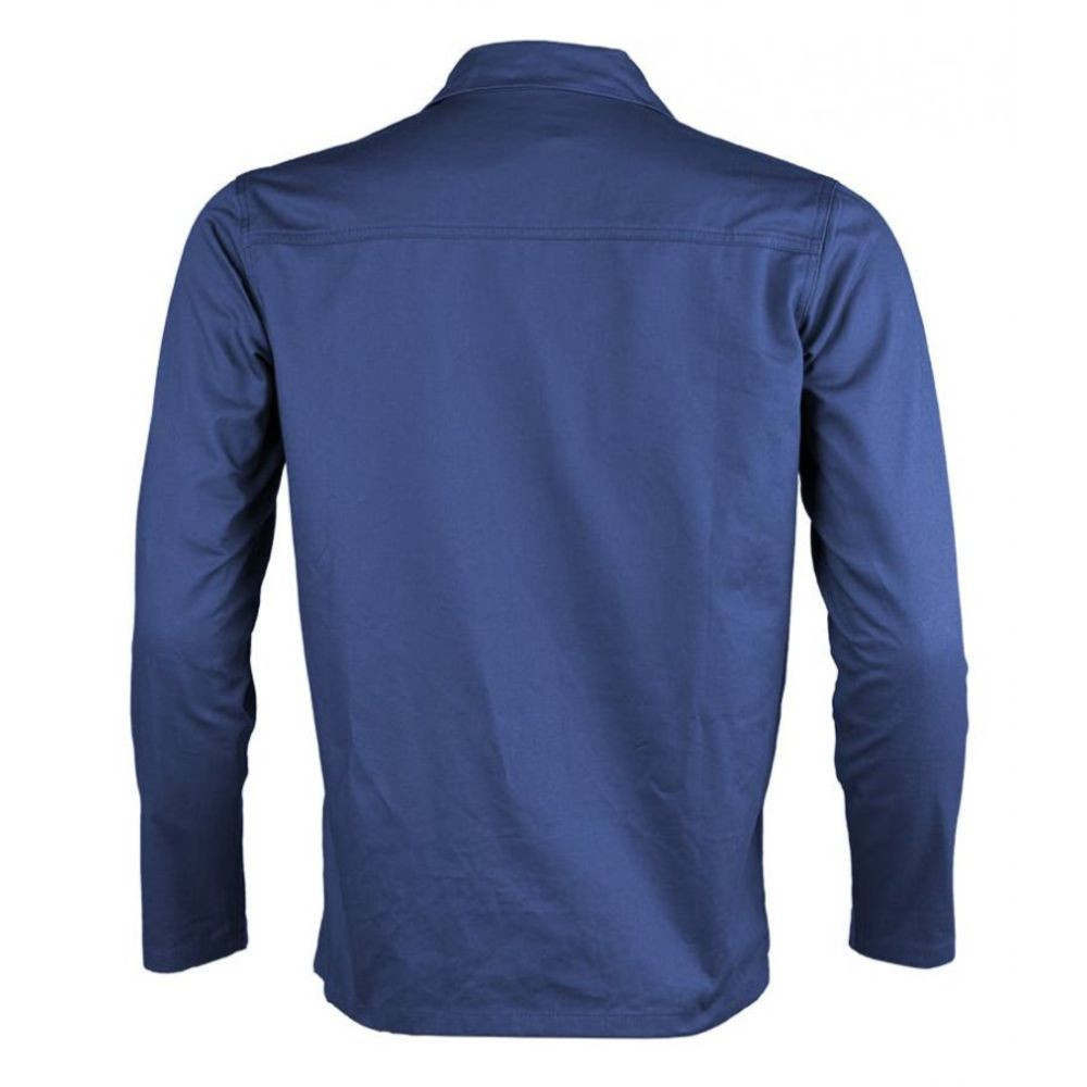 Veste de travail Coverguard INDUSTRY EN 13688 Bleu Royal Dos