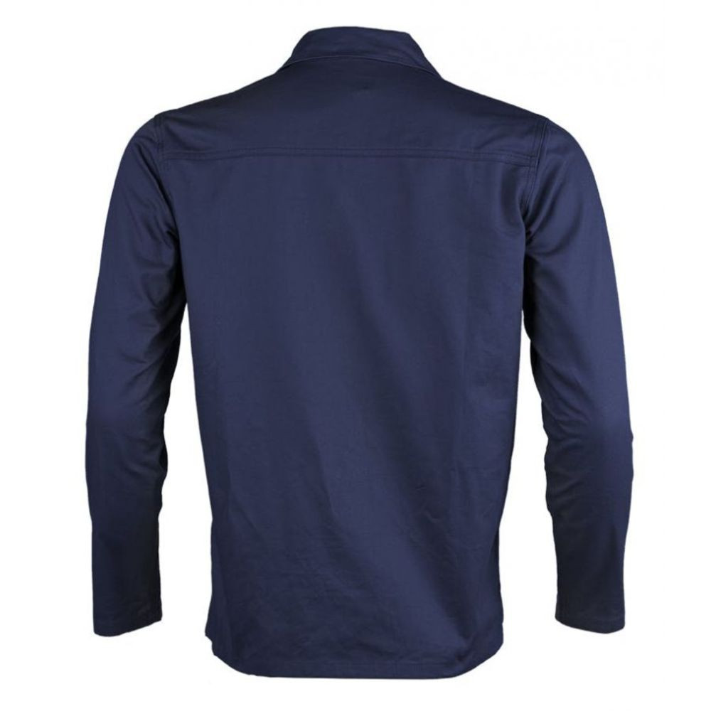 Veste de travail Coverguard INDUSTRY EN 13688 Navy Dos