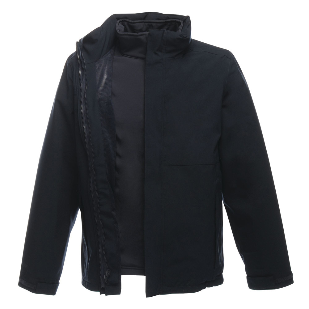 Veste imperméable stretch 3 en 1 Regatta Professional KINGSLEY - Marine