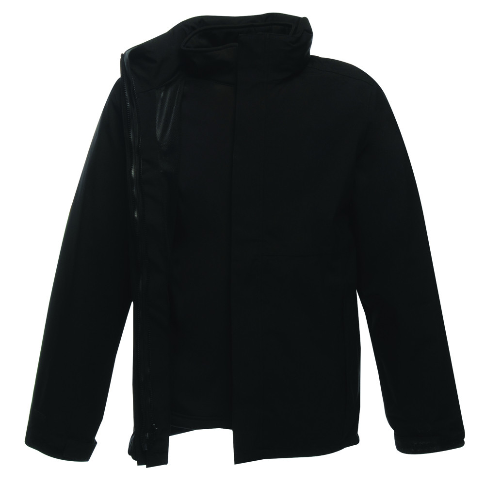 Veste imperméable stretch 3 en 1 Regatta Professional KINGSLEY - Noir