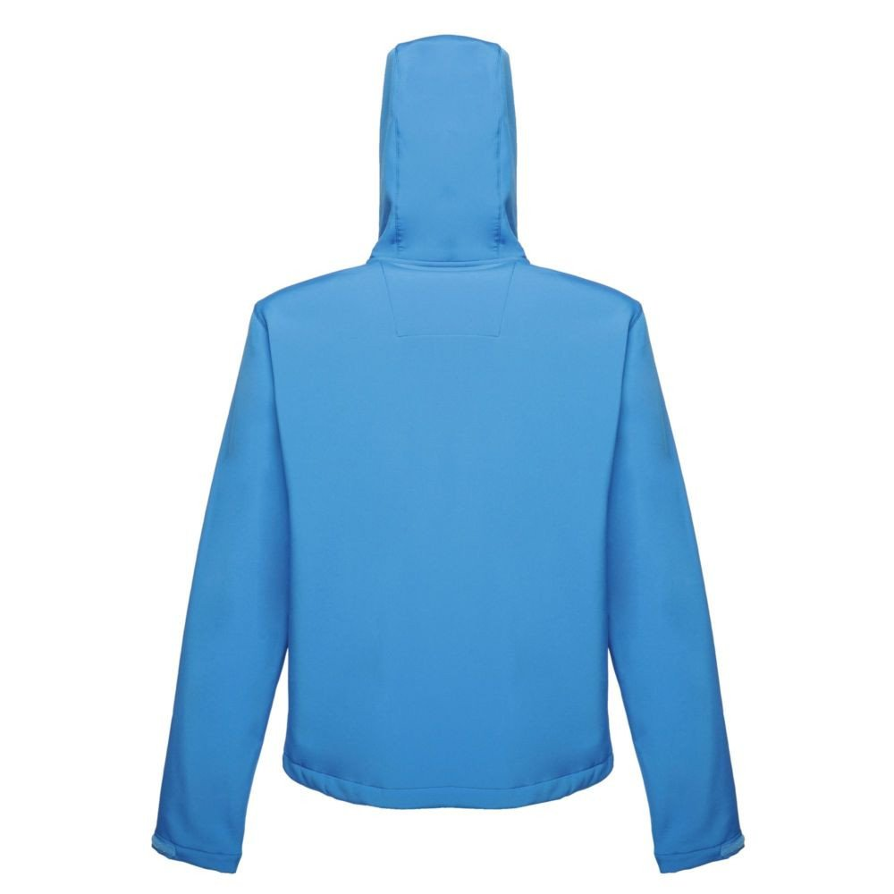 Veste imprimable à capuche Softshell Regatta Great Outdoors Stand Out ARLEY II - dos