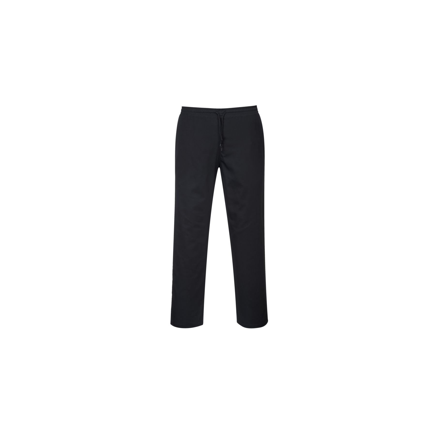 Pantalon de cuisine Portwest  DRAWSTING - Noir
