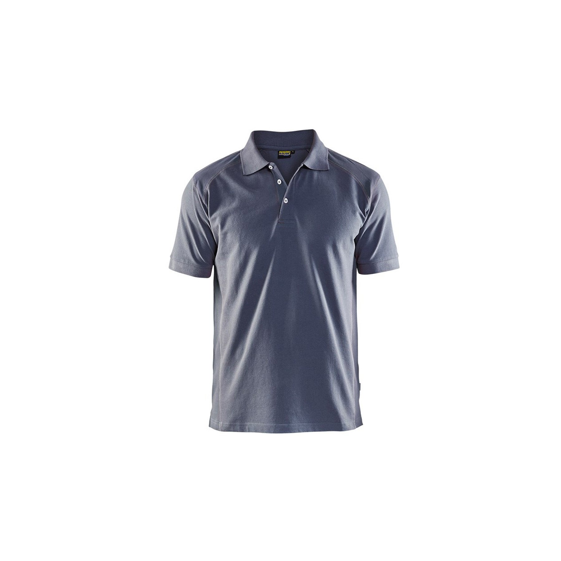 Polo Blaklader maille piqué Homme - Gris