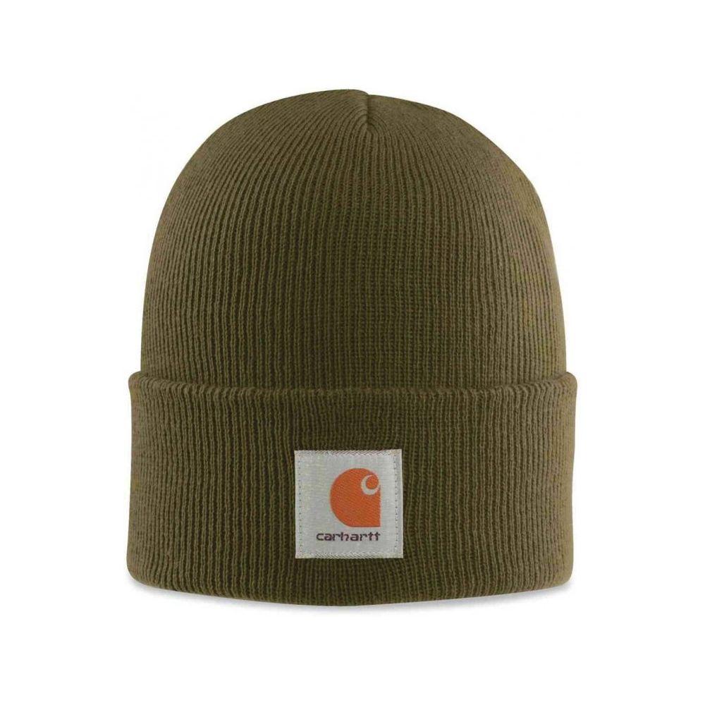 Bonnet tricoté Carhartt , kaki