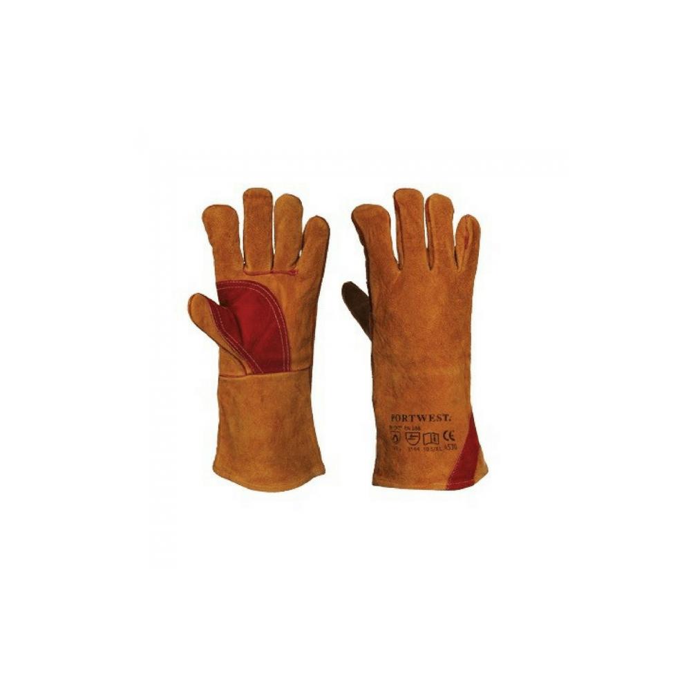 gants soudeur anti chaleur portwest a530. Black Bedroom Furniture Sets. Home Design Ideas