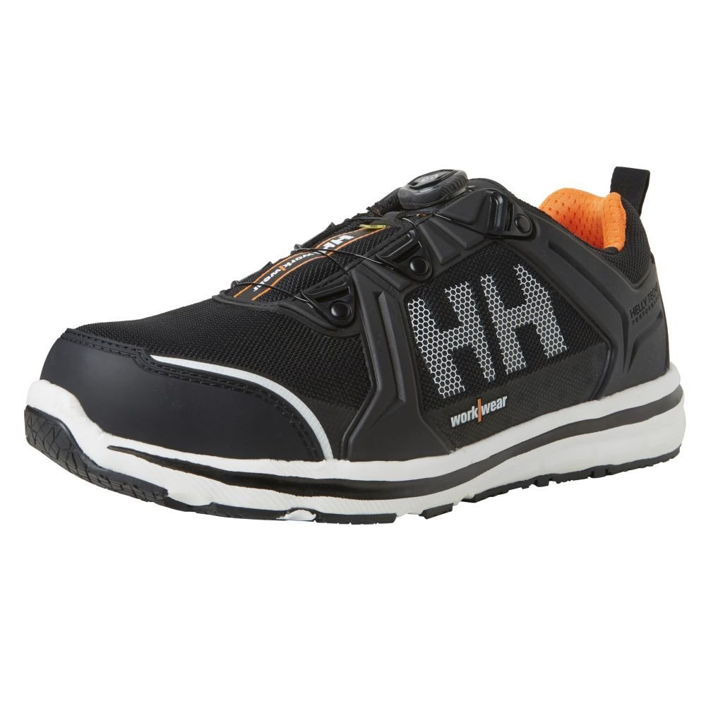 Basket de sécurité basse Helly Hansen Oslo BOA S3 SRC - Noir / Orange