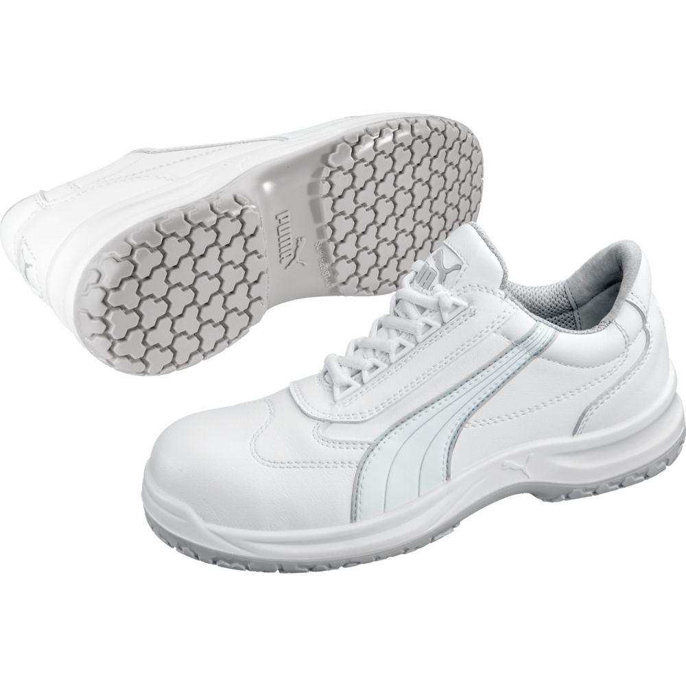 Basket de sécurité basse Puma Clarity Low S2 SRC - Blanc