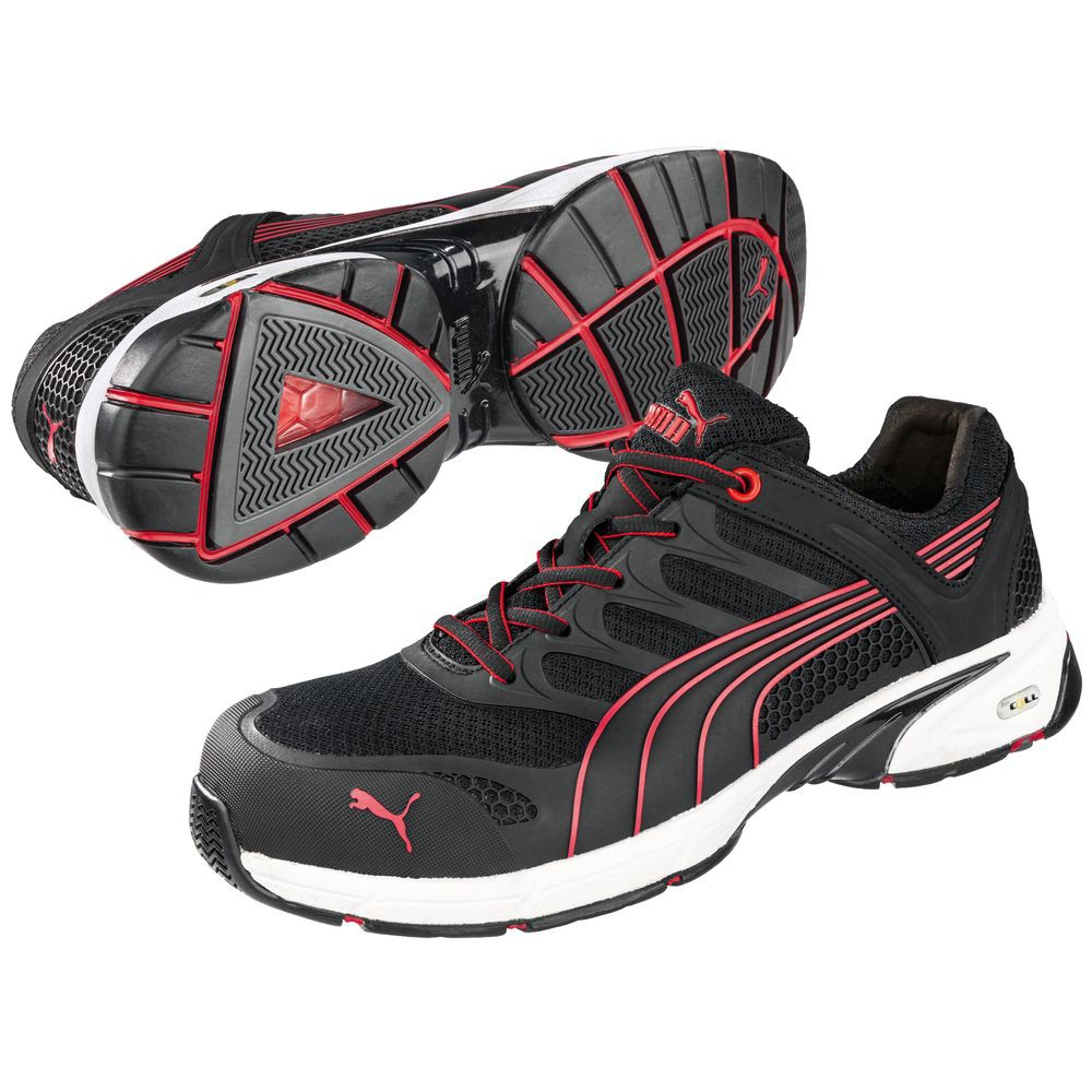 Basket De S1p Basse Src Fuse Motion Low Puma Sécurité Red qvAw6