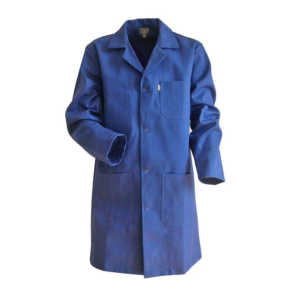 blouse de travail bleu bugatti limeur lma. Black Bedroom Furniture Sets. Home Design Ideas