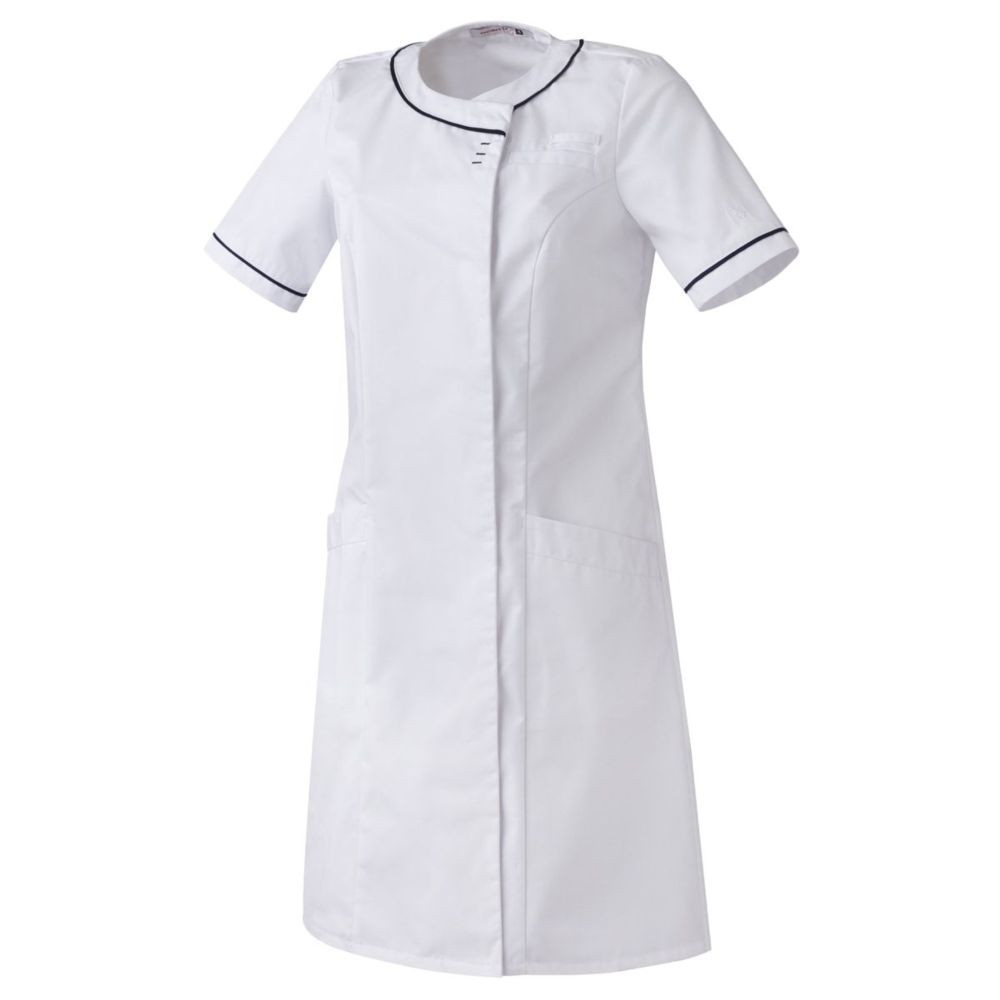 Blouse Médical / Bien Etre femme Robur MOLLY - Blanc / Navy