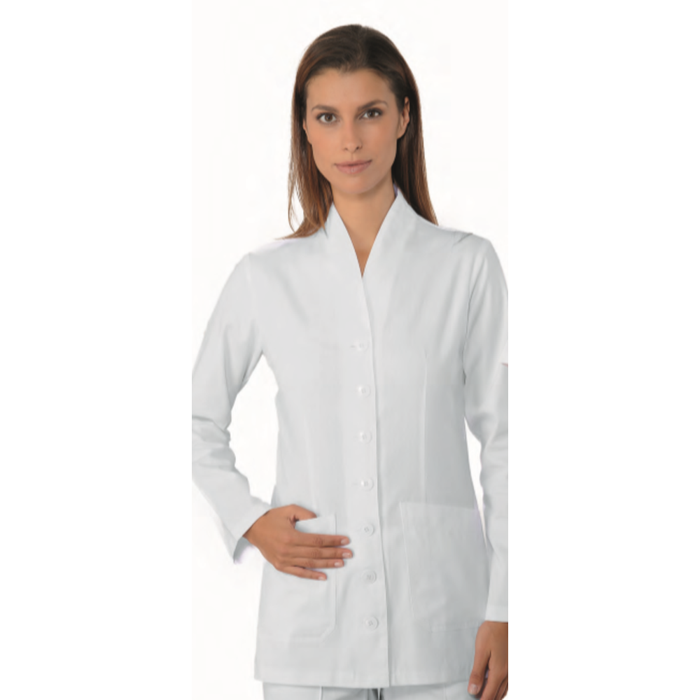 Blouse Medicale Femme Isacco Manches Longues
